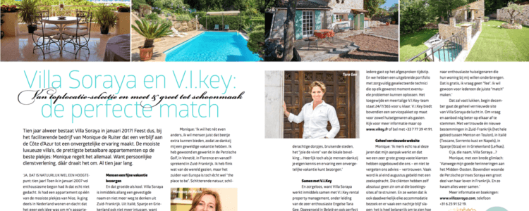 V.I. Key & Villa Soraya